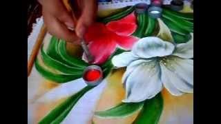 Pintando Lírios