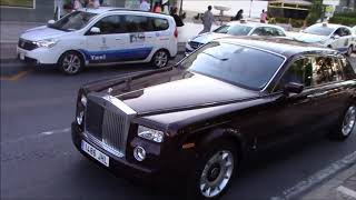 Supercars Puerto Banus Rolls Royce Phantom compilation