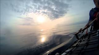 Sogni e visioni in Kayak - Riviera di levante, Liguria 1/11/2013