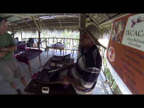 Loving Belize episode 8 - Tourist Advice, Paul Nabor, Chocolate, Trees of Belize, killer Bees