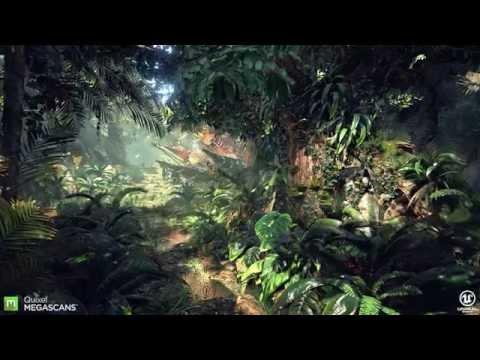 Потрясающие возможности движка Unreal Engine 4 продемонстрировали в рамках видео