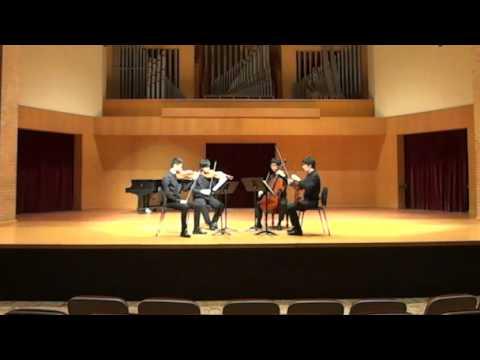 Haydn String Quartet Op.76 No.1