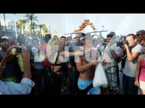 Shakira  Loca Spanish Version) Ft. El Cata V Remix Dvj Fox