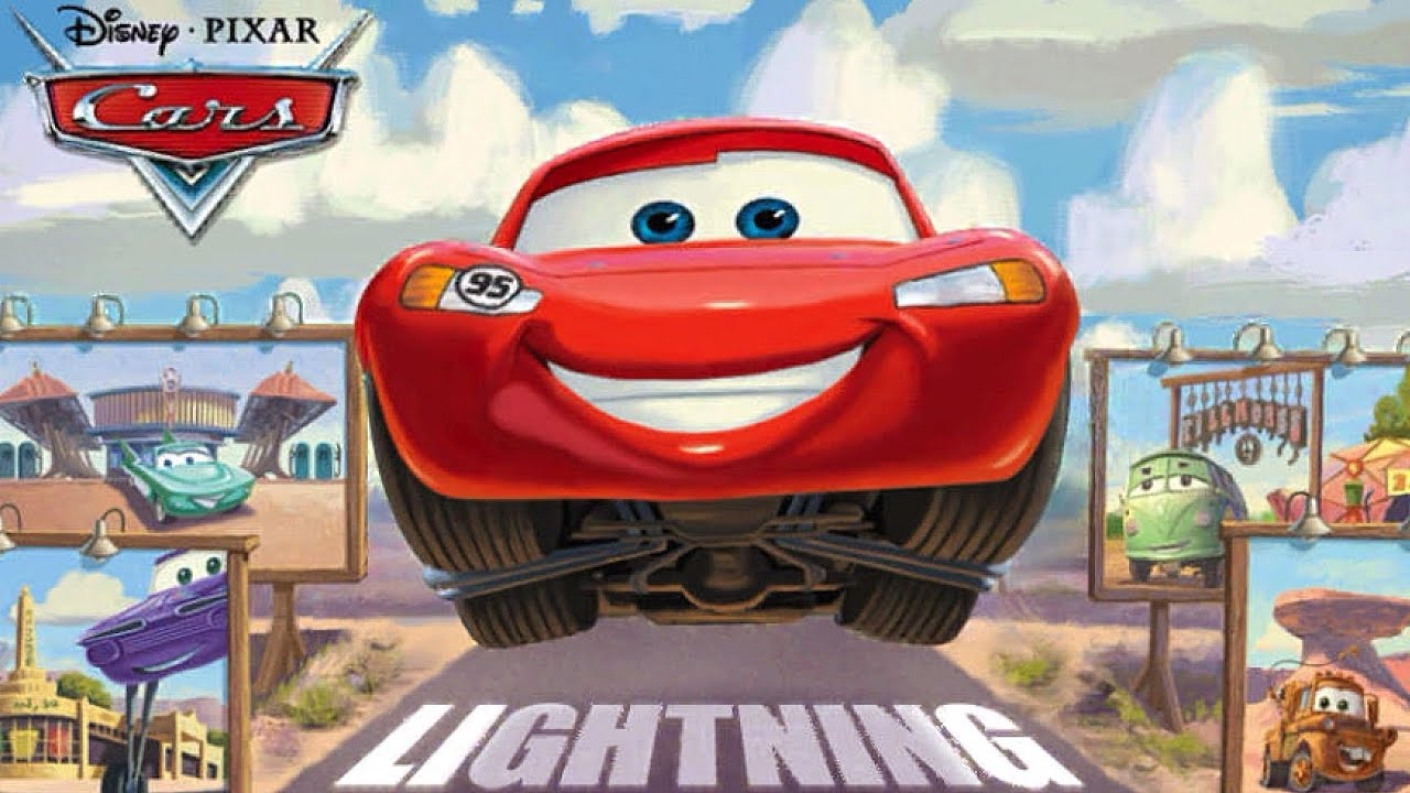 Cars - Lightning Was Here - Storybook App for Children ...