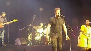Johnny Clegg -- Cruel, Crazy, Beautiful World - Woustwiller - 16 novembre 2013