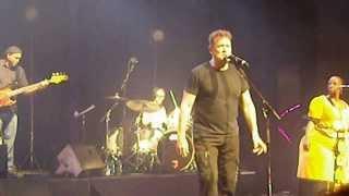 Johnny Clegg -- Cruel, Crazy, Beautiful World - Woustwiller - 16 novembre 2013