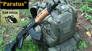 """3V Gear """"Paratus"""" 3 Day Pack / Bug Out Bag"""