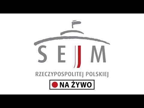 71. posiedzenie Sejmu. Dzień 1 [ZAPIS TRANSMISJI]