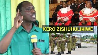 DR.BASHIRU AGEUKA MBOGO,ATOA ONYO KALI KWA MAHAKAMA NA POLISI KUHUSU HAKI!