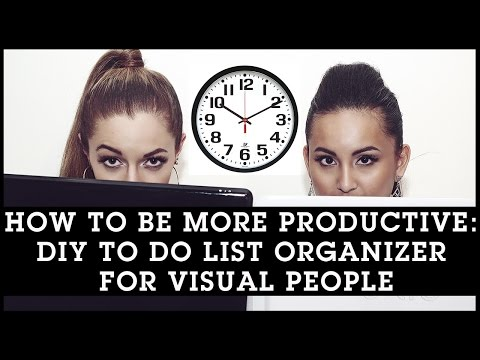 how-to-be-more-productive:-diy-to-do-list-organizer-for-visual-people