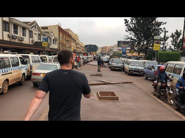 Preaching like a madman desperate for souls in Uganda!