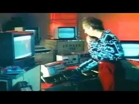 Pete Shelley - Telephone Operator (Video)