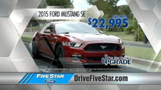 Five Star Ford UP GRADE Event