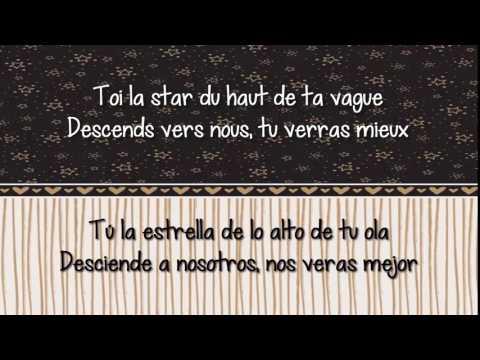 Gerard Lenormand & ZAZ   La Ballade Des Gens Heureux CON LETRA Español/Frances