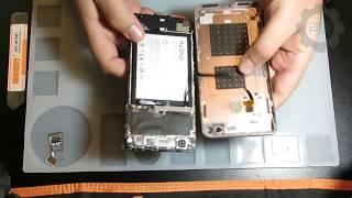 ZTE Nubia Z11 Mini S - замена экрана, разборка / сборка