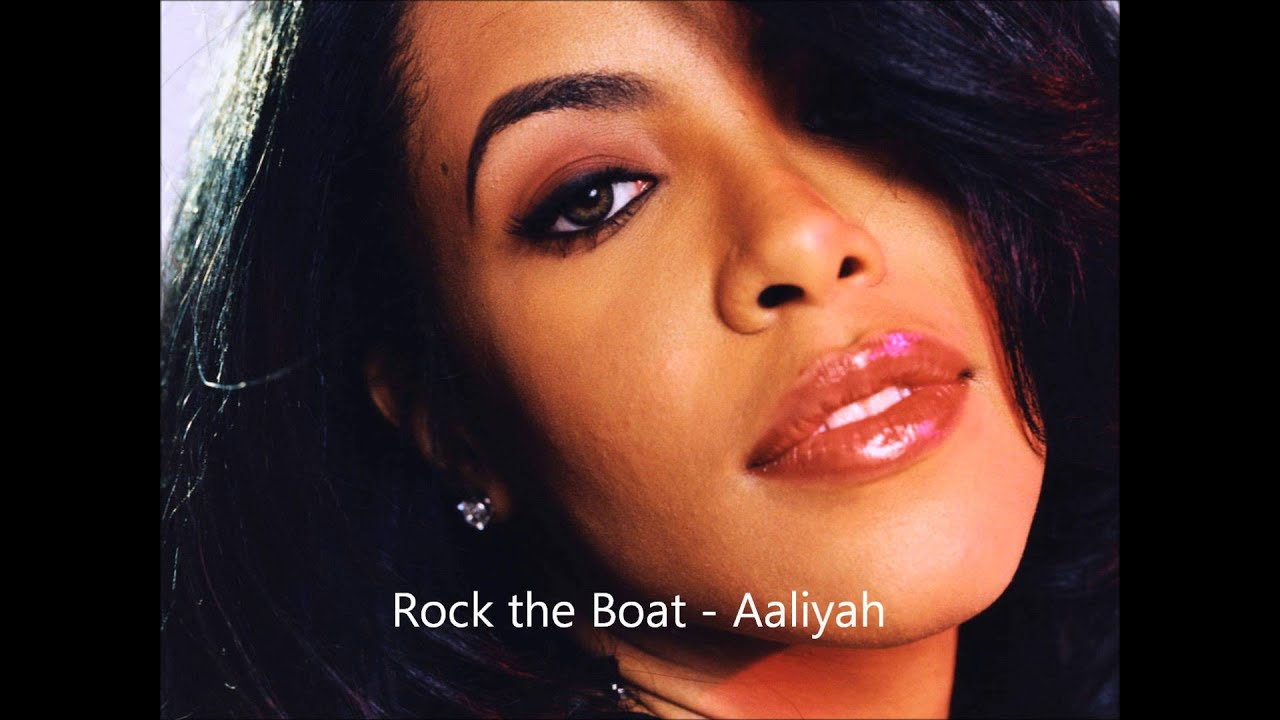 Aaliyah - Rock the Boat (Audio Only) - YouTube