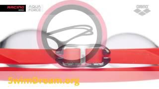 Зеркальные стартовые очки для плавания Arena Aquaforce Miror обзор очков