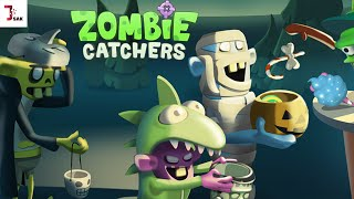 Zombies catchers level 83 #hotel #12k zombies catch in 48 hour # Zombie safari