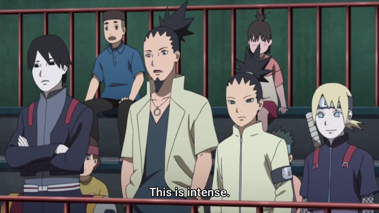 Download Naruto Vs Boruto FULL FIGHT HD English dubbed