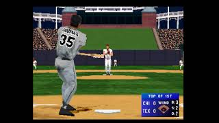 Hardball '99 in 2018 - Game 1