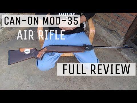 Snowpeak B3-3 underlever air rifle  177 cal | FunnyDog TV