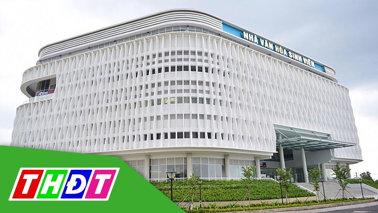 Khánh thành Nhà văn hóa sinh viên ĐHQG TP. HCM | THDT
