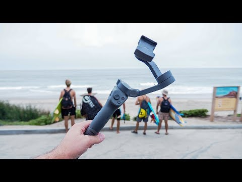 DJI Osmo Mobile 3 Review | Take Anywhere Phone Gimbal | Best Vlogging Stabilizer! Kinotika Dave Maze