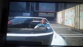 "GTA V - PC R9 290x 150"" screen"