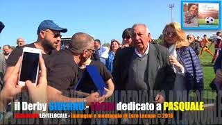 il Derby Siderno - Locri dedicato a Pasquale Sgotto (by EL)
