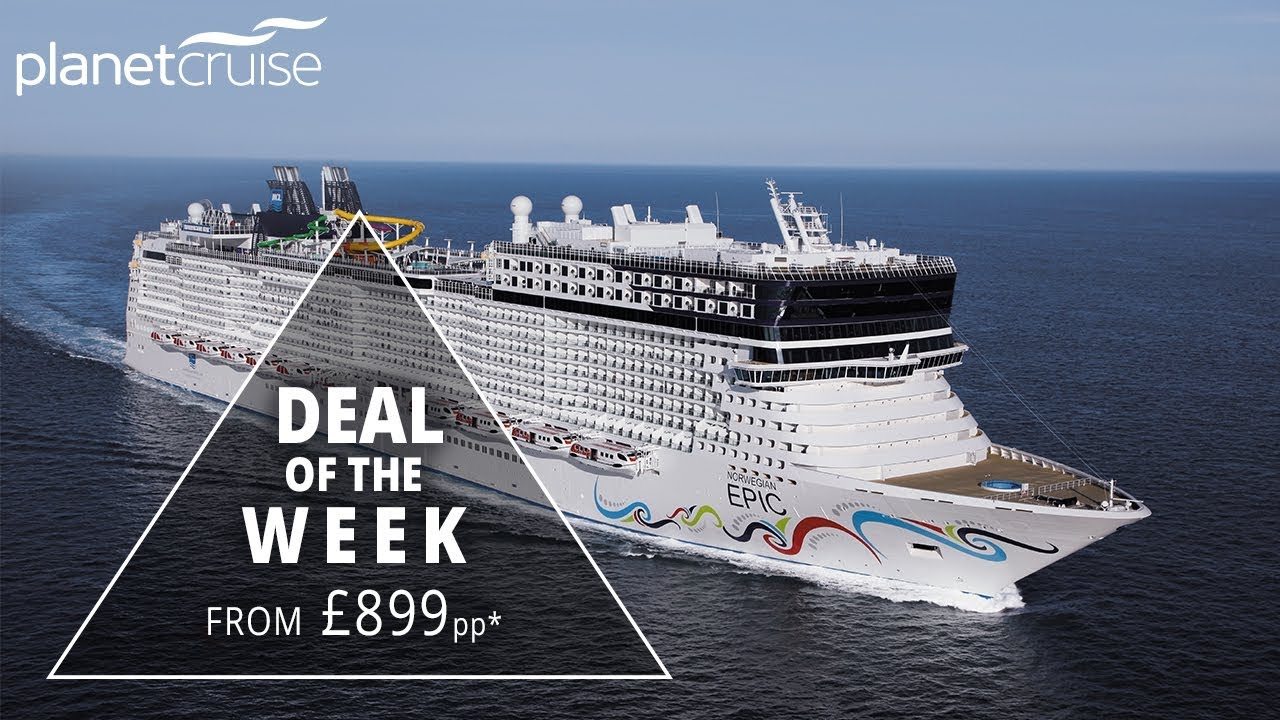 Night NCL Epic Premium All Inclusive Cruise From Pp Planet - All inclusive cruises deals