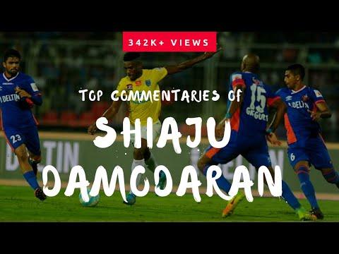 Top Shaiju Damodaran's Commentary കൊള്ളിയാൻ ഗോൾ -part 2  (HD)