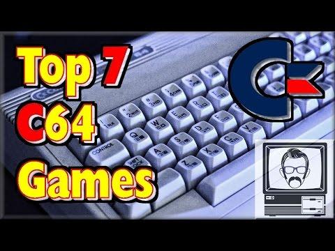 C64 Games Top 7 Ever, Possibly   Nostalgia Nerd