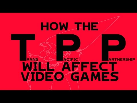 This really needs to be talked about more: The TPP
