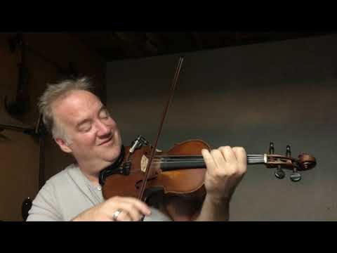 Play Lyrical Phrases On Violin to a Relaxed Groove
