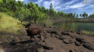 The Hunter 2013 Unterwegs In Redfeather Falls..