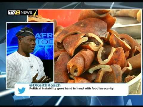AFRICA TODAY FOOD CRISIS IN AFRICA WITH WALE OYEKOYA AND SOLABUNMI ADENIYI
