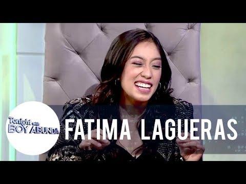 Fatima impersonates local and international singers | TWBA