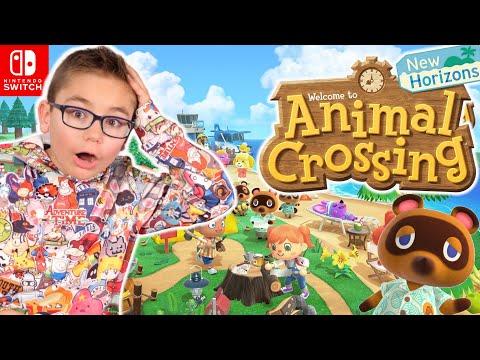 Swan Teste Animal Crossing: New Horizons - Nintendo Switch