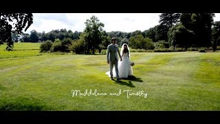 Maddelena & Timothy's Wedding Trailer