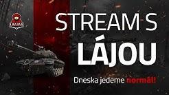 {World of tanks 1080p50FPS CZ/SK} Krátce před prací