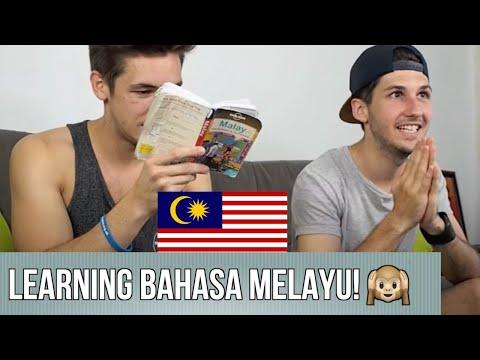 OH MY BAHASA MALAYSIA!! (WAX CHALLENGE)