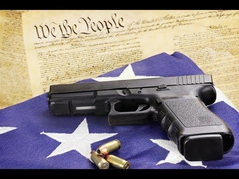 ARIZONA AND WYOMING TO BLOCK NEW FEDERAL GUN CONTROL LAWS