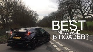 honda civic fk2 type r review   the best new age b roader
