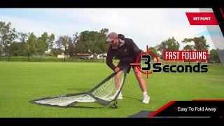 SOCCER EASY PLAYZ   Fold Up Training Goal