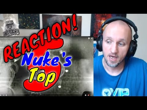 Nuke's top 5 - 5 Scary Videos of ????GHOSTS???? Caught On Camera ! ????REACTION