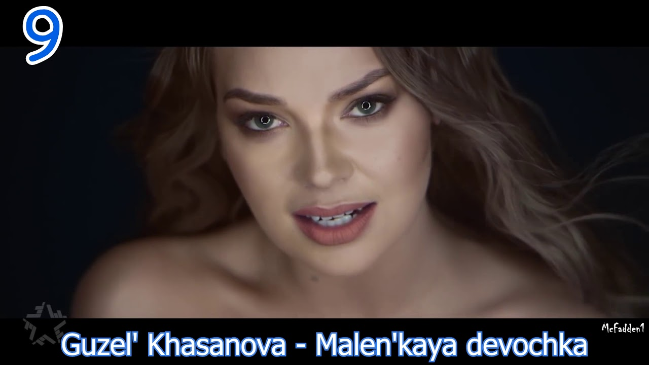 TOP 10 RUSSIAN SONGS (JULY 21, 2018)