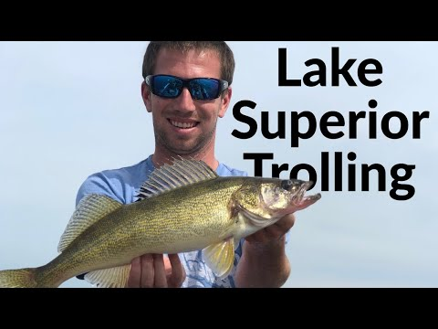 Lake Superior Fishing  | Trout And Walleye Fishing