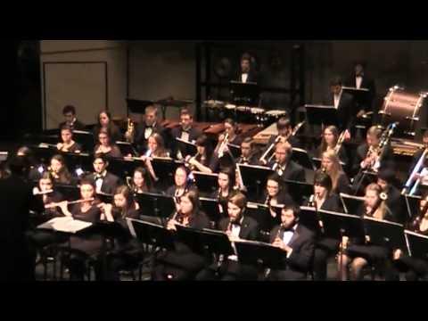 UNH Maslanka Symphony No 4