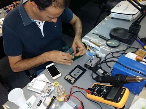 Curso Manutenção Celular Smartphones Brasília - DF