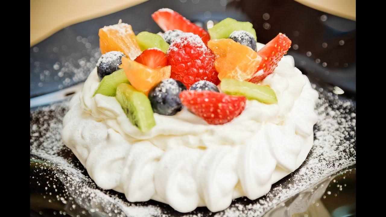 десерт анна павлова рецепт из все буде добре